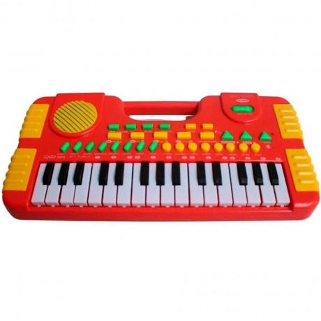 Teclado Musical Infantil Pianinho - Shopping OI BH