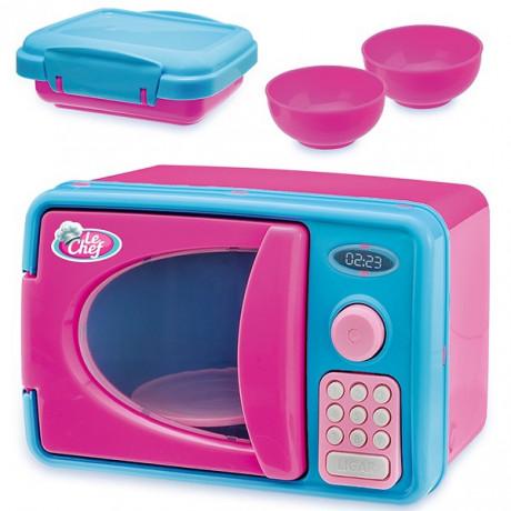 Kit Le Chef Micro-ondas - Usual Brinquedos - Shopping OI BH
