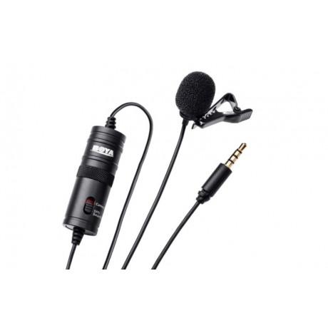 Microfone De Lapela Boya By-M1 - Shopping OI BH