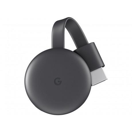 Chromecast 3 Streaming Device Google - Full HD Conexão HDMI - shopping OI BH