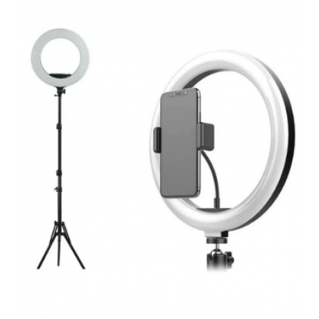 Ring Light 10 Polegadas – Lehmox - Shopping Oi BH