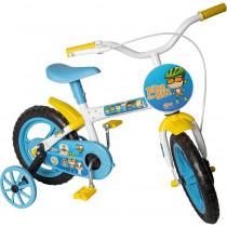 Bicicleta Infantil Aro 12 Clubinho Salva Vidas - Styll Baby