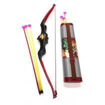 Conjunto Arco E Flecha Infantil Com Porta Flecha - Toy King - Shopping OI BH