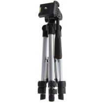 Tripé telescópico P/ câmera ou celular – Tripod 3110 – Ajuste 1m - Shopping Oiapoque