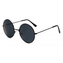 Óculos De Sol Redondo Feminino Masculino Estilo Ozzy Retr0 - shopping oi bh
