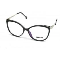 Armação Óculos Sem Grau Obest Feminino Redondo Acetato B176 - SHOPPING OI BH