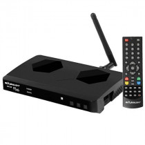 Receptor TV Box IPTV Globalsat GS-120 Plus - Shopping Oi BH