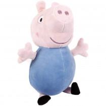 Pelúcia Peppa Pig (George) - Super Fofinho  - Shopping OI BH