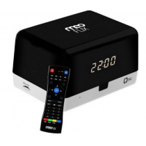 MEOFLIX QBIC ULTRA HD 4K HDMI/USB/WI-FI- Shopping Oi BH