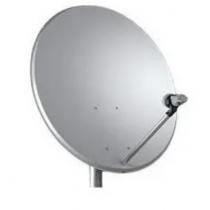 Parábola de chapa antena 60cm banda Ku satélite- Shopping Oi BH