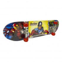 Skate Marvel Avengers 80cm - Shopping OI BH