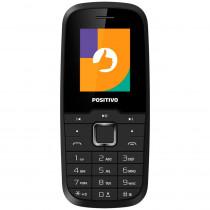 Celular para idoso Positivo P26 Dual Chip Tela 1.8 Câmera VGA Memória 32 MB - shopping oi BH