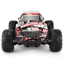 Carro de Controle Remoto rc Monster Truck Off Road 1:20 - Shopping Oi BH