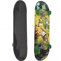 Skate Infantil Ben 10 80cm 280 - ESM - Shopping OI BH