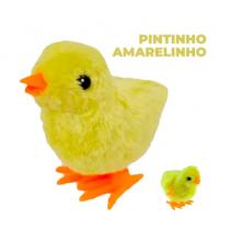 Kit com 10 Pintinho Amarelinho Galinha Pintadinha Corda Festa - Shopping OI BH