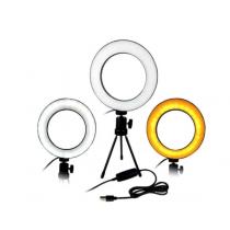 Ring Light 6 Polegadas – Lehmox - Shopping Oi BH