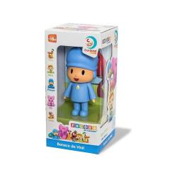 Boneco Pocoyo de Vinil - Cardoso Toys