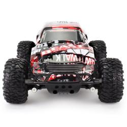 Carro de Controle Remoto rc Monster Truck Off Road 1:20