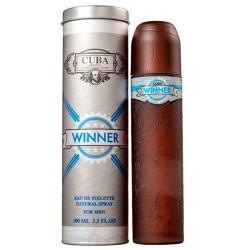 Perfume Cuba Winner Eau de Toilette Masculino 100ml