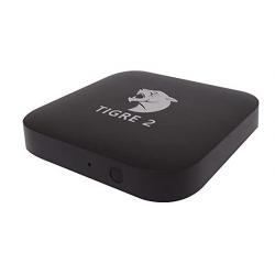 TV Box Tigre 2 controle completo e original