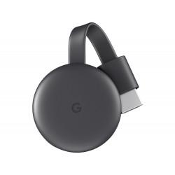 Chromecast 3 Streaming Device Google - Full HD Conexão HDMI