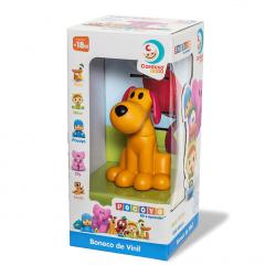 Boneco Pocoyo de Vinil  (Loula) - Cardoso Toys
