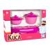 Brinquedo Kit Fogão Com Panelinha Mestre Kuca - Shopping OI BH