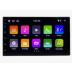 Central Multimídia 2 Din Universal 100% Android, Memoria 16gb, 1gb Ram, Ios Iphone Espelhamento - Shopping Oi bH