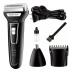 Máquina De Barbear Kemei KM-6558 3 Em 1 - SHOPPING OI