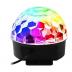 Meia Bola Maluca Led Cristal Bluetooth- Shopping Oi BH