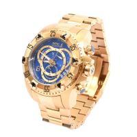 673c398d308 Relógio Invicta Excursion 6469 - Dourado Fundo Azul