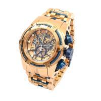 b24d5c6605d Relógio Invicta Bolt Zeus 13753 - Dourado Azul